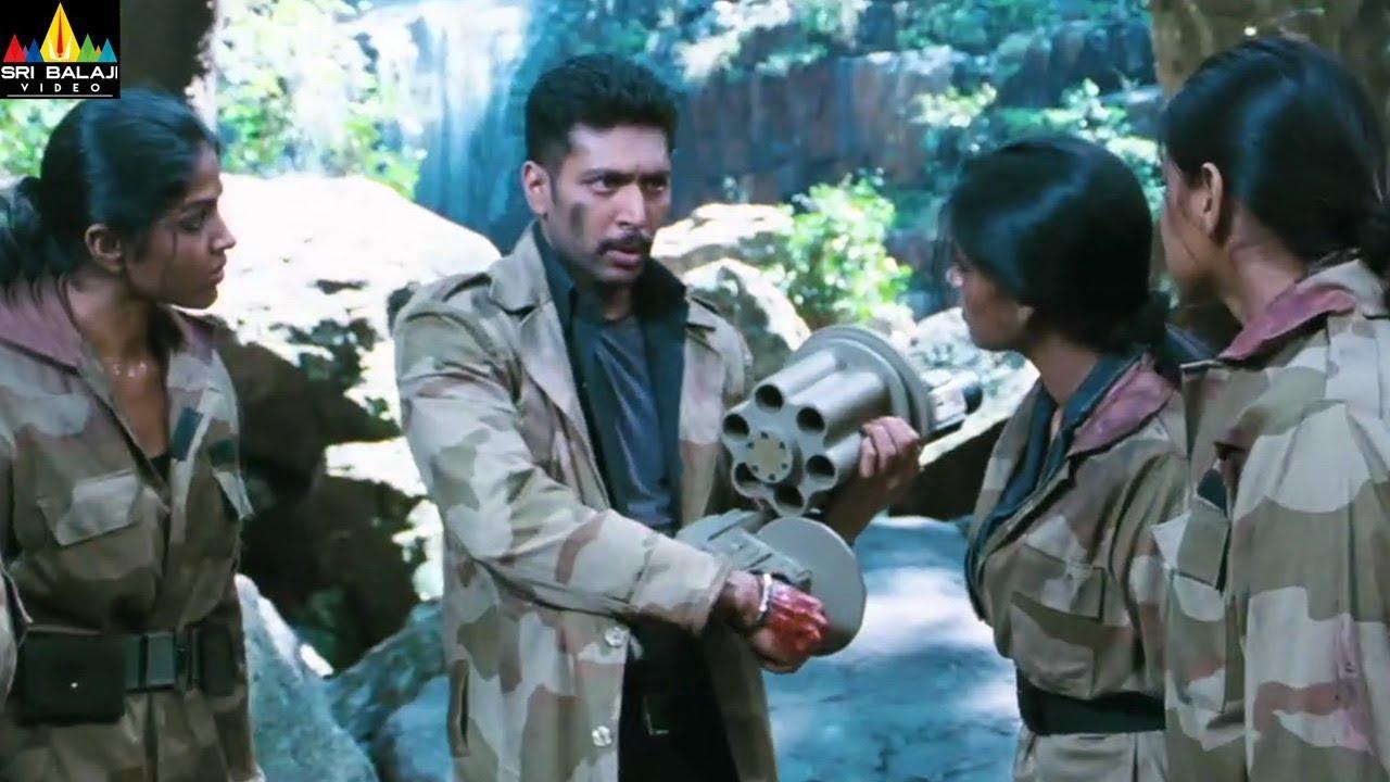 Download Ranadheera Movie Saranya Death Scene | Telugu Movie Scenes | Jayam Ravi | Sri Balaji Video