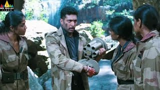 Ranadheera Movie Saranya Death Scene | Telugu Movie Scenes | Jayam Ravi | Sri Balaji Video Thumb