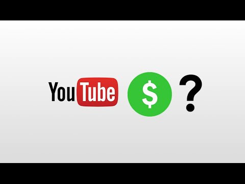 How does YouTube money work?