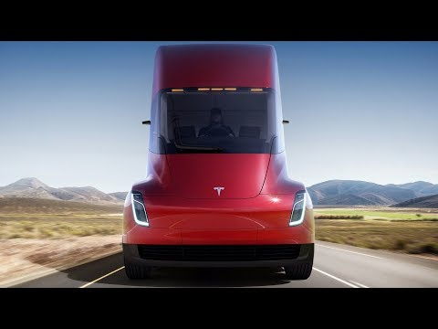 Tesla Semi (2020) Badass Performance Electric Truck