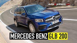Mercedes-Benz GLB (2020), así es la nueva SUV compacta de 7 puestos