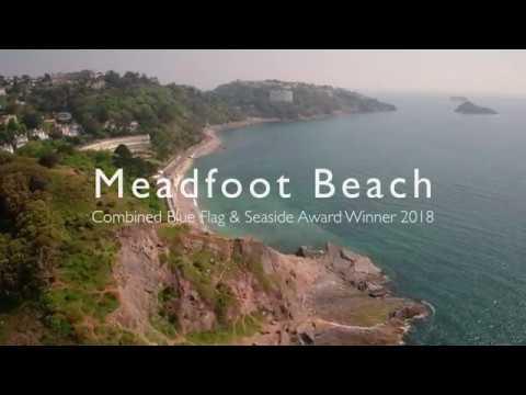 Meadfoot Beach, Blue