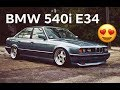 Ultimate Bmw 540i E34 V8 M60 Exhaust Sound Compilation Hd