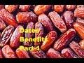 Dates Benefits-Part1