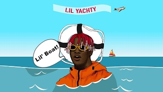 lil yachty saying lil boat for 1 hour