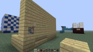 Minecraft 1.5.1:สร้างบันไดลับใน 1 นาที