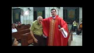 Entrega da máquina fotografica digital - Apóstolo Filipe