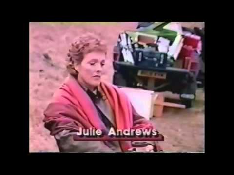 """Julie Andrews """"DUET FOR ONE"""" On Set Interview (1986)"""