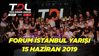 Tech Drone League - Forum İstanbul Yarışı
