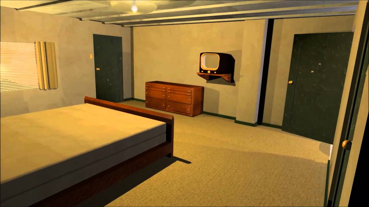 10 by 10 room room 10 from the lost room in blender youtube for Living room 18 x 12