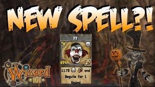 Wizard101: NEW IT SPELL?! (Gloomthorn Nightmare Pack)