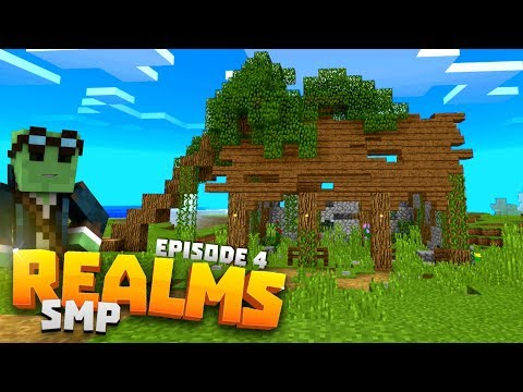 Old Barn/Exploration! : Ep.4 - Minecraft Realms • Unity SMP