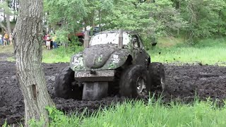 VW Bug Mudding At Perkins Mud Bog 2013