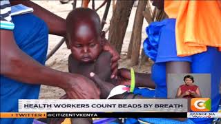 BEADS BY BREATH | Beads Used To Diagnose Pneumonia in Turkana