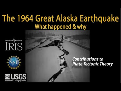 1964 M9.2 Great Alaska Earthquake—Causes & Effects