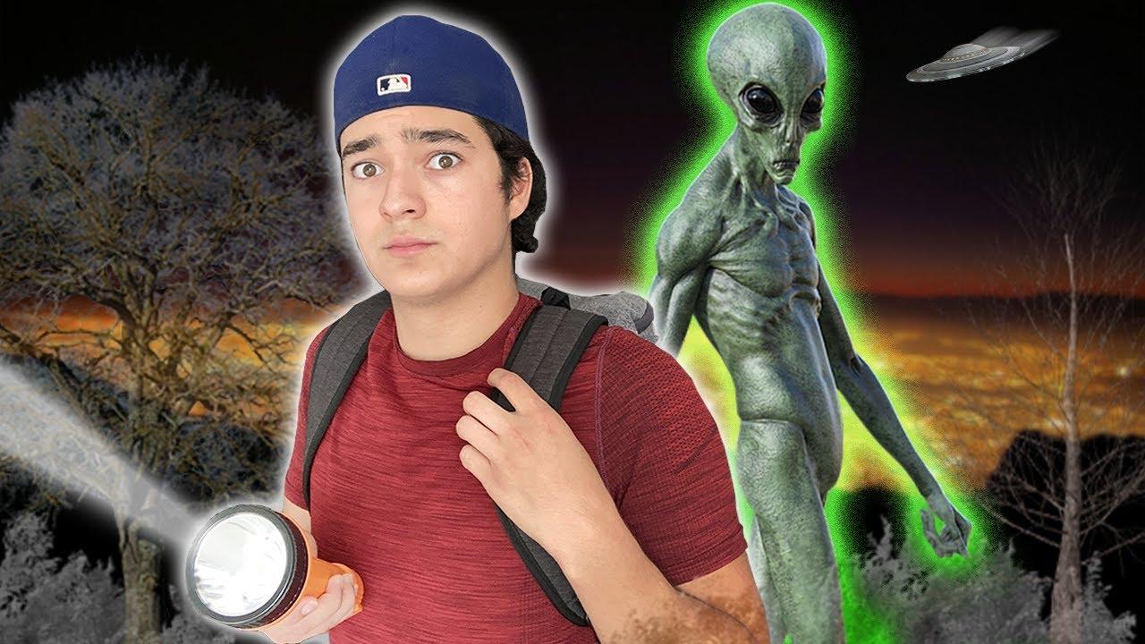 Download Encontre un Alien En el CERRO