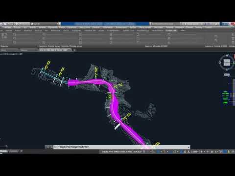 Trimble Link - Exportar Carretera de Civil 3D a Trimble