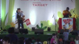 Choo Choo Soul with Genevieve: 2012 National Book Festival