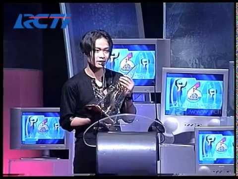 Alam 'Mbah Dukun' - Artis Pendatang Baru Terbaik - AMI 2002