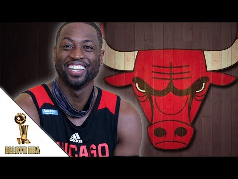 Dwyane Wade Stays With Chicago Bulls!!! Will Be Paid $24 Million!