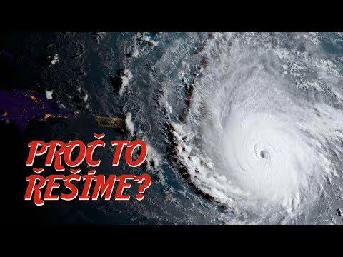 Vyplatí se hodit na hurikán atomovku? - Proč to řešíme? #164
