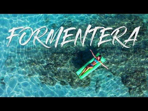 FORMENTERA 2017 | 1 WEEK IN PARADISE | DRONE + GOPRO TRAVEL VIDEO | Hotel Roca Bella
