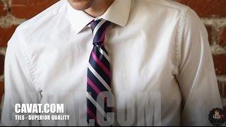 Cách thắt Cà vạt kiểu Prince Albert trẻ trung và quý phái!