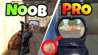 FREE FIRE - NOOB vs PRO (FUNNY & WTF MOMENTS)(EPIC FAILS) MOBILE GAMEPLAY