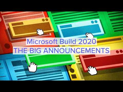 Microsoft Build 2020 | Big Announcements | Annual Developer Conference | Build 2020 Digital Event