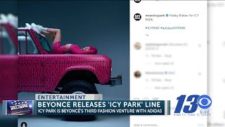 Beyoncé Drops New 'Icy Park' Collection For Ivy Park