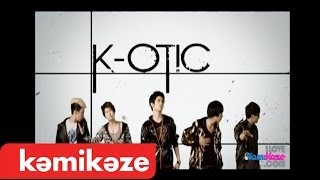 [MV Karaoke] Step It Up - K-OTIC