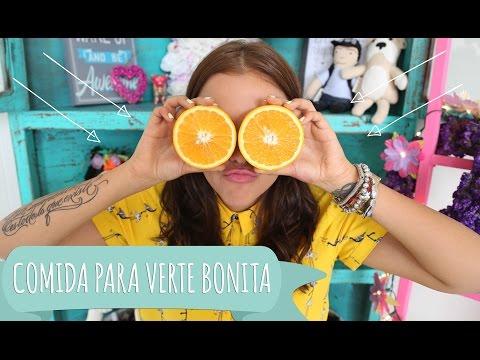 COMIDA QUE TE HACE VER BONITA ♥ - Yuya
