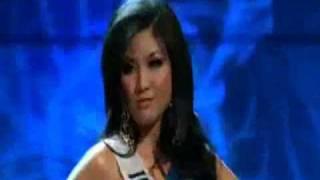 Miss Universe 2009 Presentation Show - INDONESIA (Zivanna Letisha Siregar)