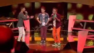 The Voice Kids Battle - Treasure (Noah, Stepan, Theodore vs Sam)