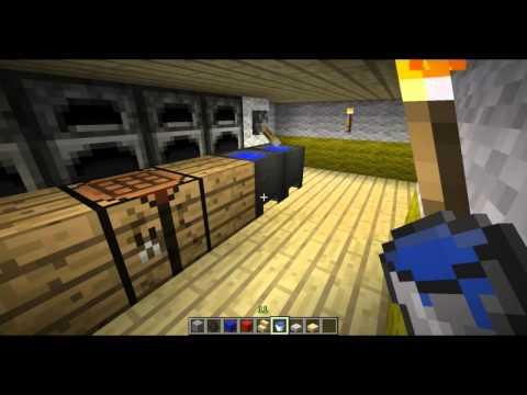 Minecraft Steamship Build