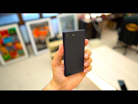 Sony Xperia X Compact مراجعة جهاز