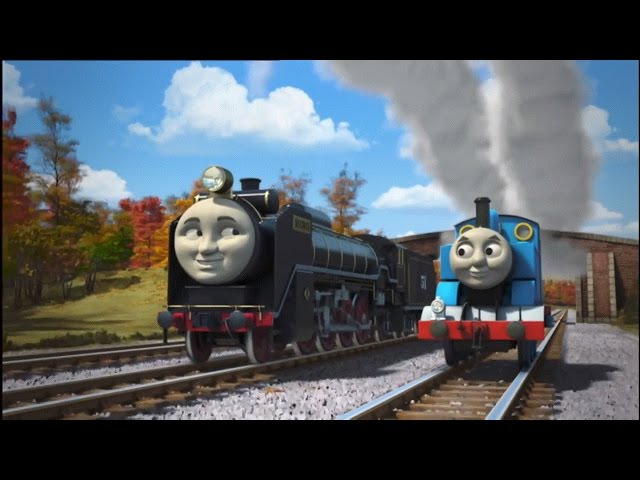 Thomas Helpt Hiro   S19 Afl. 10