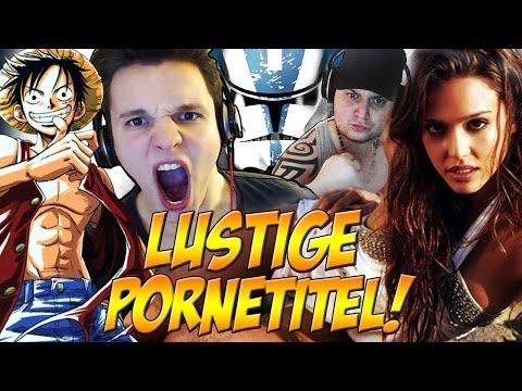 ULTRA WITZIGE PORNOTITEL mit Elotrix, Jorgo und Vegasz! (Cod Ghosts)