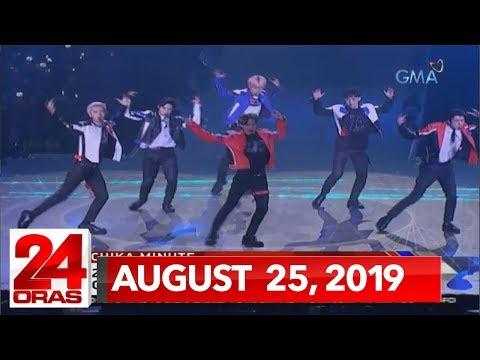 24 Oras: Rolling stores ng San Juan LGU, lumarga; Tindahan ng mga Estrada, pinatigil from YouTube · Duration:  4 minutes 5 seconds