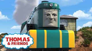 Shane the Strong Australian Engine | Thomas & Friends | Kids Cartoon