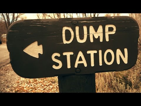 HOW TO FIND FREE RV DUMP STATIONS
