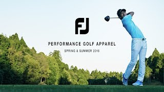 FootJoy, FJ Men's Performance Golf Apparel '18SS Japan,