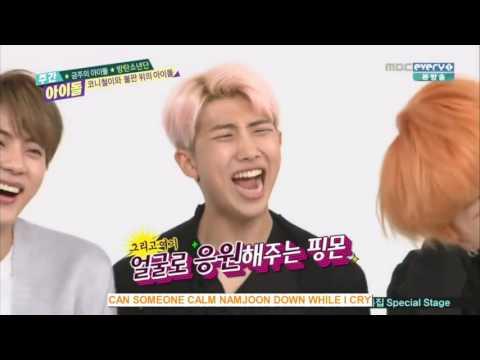 BTS and BlackpinkWeekly idol