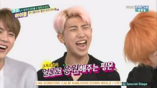 BTS and Blackpink  Weekly idol