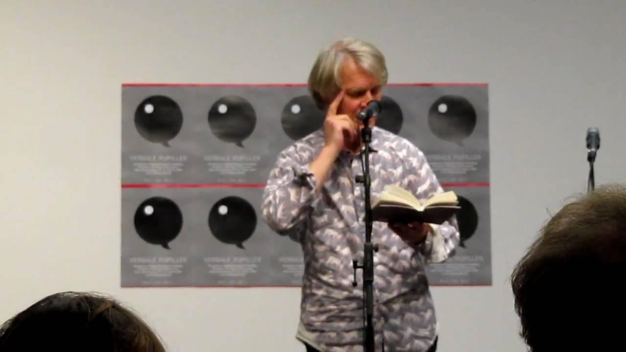 Peter Laugesen læser Pentti Saarikoski