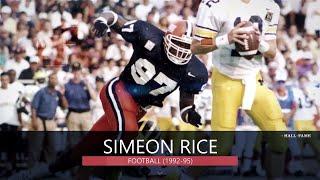 Simeon Rice | 2019 Illinois Athletics Hall of Fame
