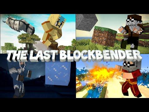 Minecraft: TORNADO BENDING ABILITY! - Avatar The Last Blockbender (Ep. 1)