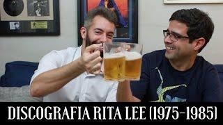 Analisando a discografia da Rita Lee (1975-1985) | Conversa de Botequim | Alta Fidelidade