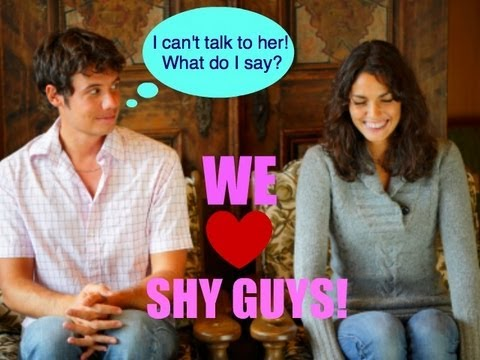 Dating a shy a girl