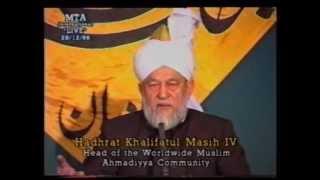 Concluding Address Jalsa Salana Qadian, 28 December 1996